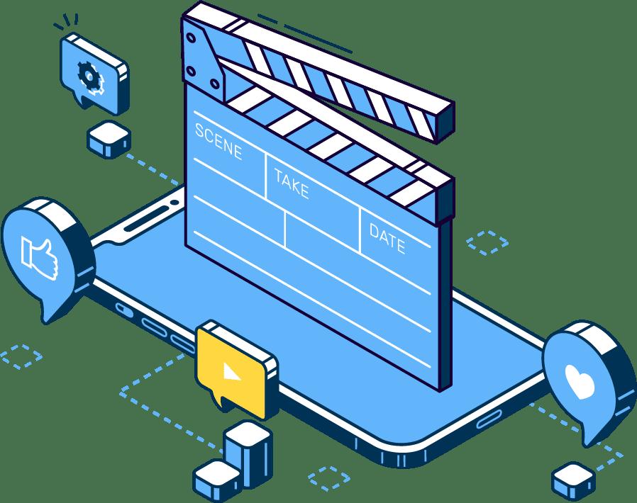 Servizi Video Animated Ovum Design